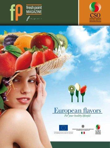 European Flavors - B2B24