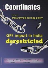 Cadastral surveys in India P MISRA 11 Mobile ... - Coordinates