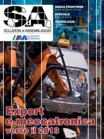 Export e meccatronica - B2B24 - Il Sole 24 Ore