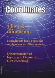 Coordinates Magazine Volume II Issue 11, November 2006