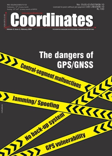 The dangers of GPS/GNSS - Coordinates