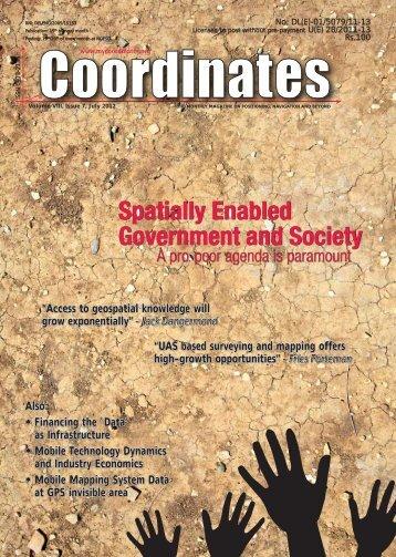 Download - Coordinates