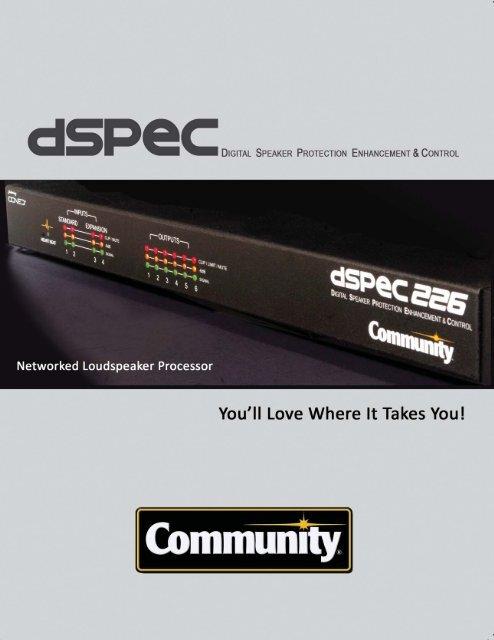 dSPEC-2011:Layout 1.qxd - ProAudio