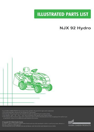 NJX 92 Hydro