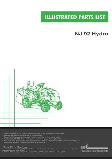 NJ 92 Hydro