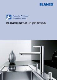Reparaturanleitung BLANCOLINEE-S - Serwis