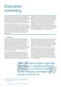 the verdict on Procurement - BVCA admin - Page 3