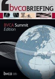 The rise of super angels - BVCA admin