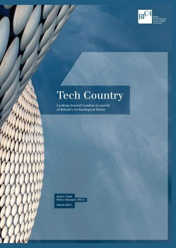 Tech Country - 2013 - BVCA admin
