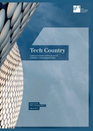Tech Country - 2013 - BVCA admin