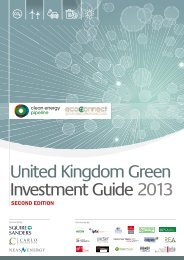 2013 UK Green Investment Guide - BVCA admin