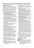 Notice d'utilisation - Service - Page 2