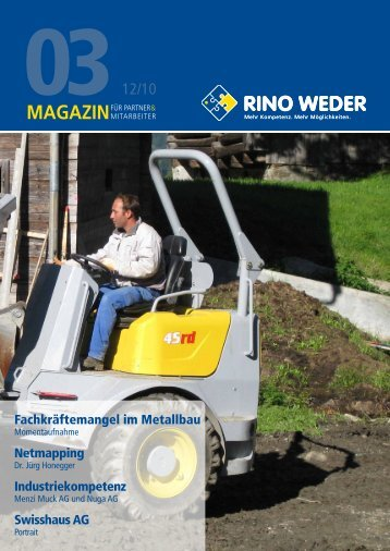 Industriekompetenz Netmapping Fachkräftemangel im Metallbau ...