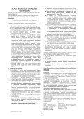 BDS200 DTR1 - Service - Black & Decker - Page 6