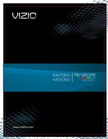 M550NV User Manual