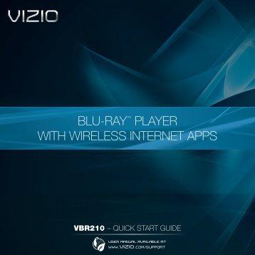 VBR210 QSG