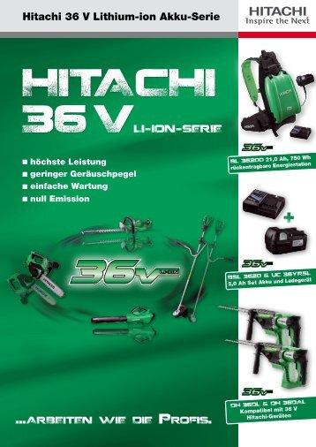 download - Hitachi Powertools
