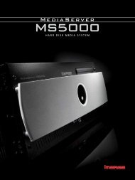Imerge MS5000 - Brilliant Living