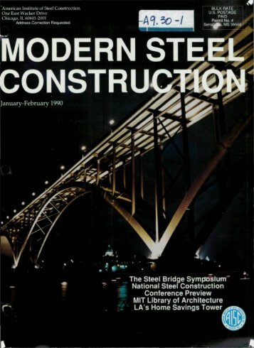 1 - Modern Steel Construction