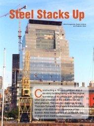 Steel Stacks Up - Modern Steel Construction