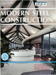 4 - Modern Steel Construction