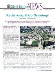 Rethinking Shop Drawings - Modern Steel Construction