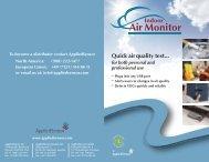 Brochure - AppliedSensor