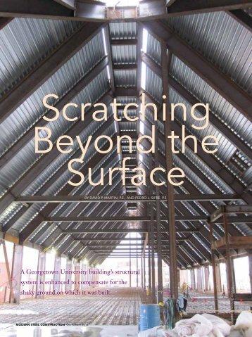 Scratching Beyond the Surface - Modern Steel Construction