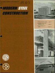 Q3 - Modern Steel Construction