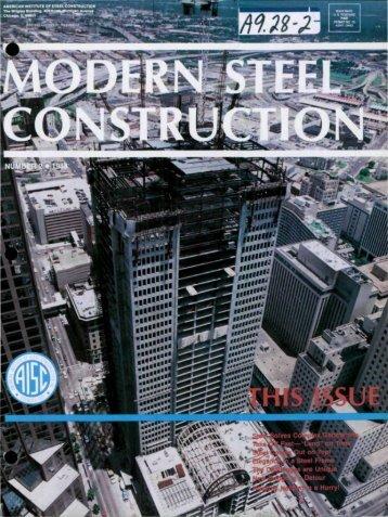 2 - Modern Steel Construction