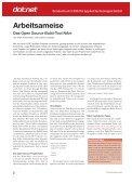 Arbeitsameise NAnt (dot.net Magazin 03/2004) - applied ... - Seite 2