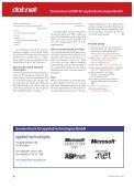 Arbeitsameise NAnt (dot.net Magazin 03/2004) - applied ... - Seite 4