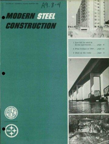 1 Lo/l - Modern Steel Construction