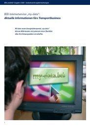 my-data - applied technologies GmbH