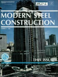 6 - Modern Steel Construction