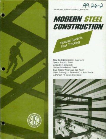 Q2 - Modern Steel Construction
