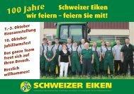 PDF Flyer - Schweizer Eiken AG