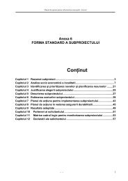 Bozovici, Jud. CS - arddzi - Ministerul Economiei