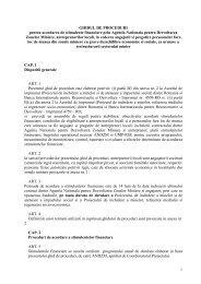 Manualul de operare - arddzi - Ministerul Economiei