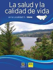 en la Localidad 5 - Usme - CDIM - ESAP