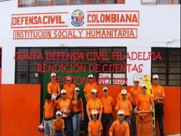 Filadelfia Caldas IG Defensa Civil 2012 - CDIM - ESAP