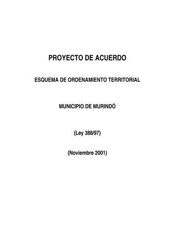 EOT_Esquema de Ordenamiento Territorial ... - CDIM - ESAP