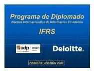 Programa de Diplomado - Deloitte Chile