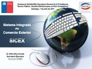 SICEX SICEX - Deloitte Chile