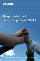 Responsabilidad Social Empresarial (RSE). - Deloitte Chile