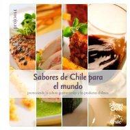 Sabores de Chile para el mundo - Deloitte Chile