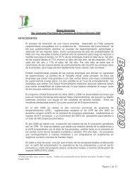 Bases Concurso Provincial de Emprendimiento 2009 - Deloitte Chile