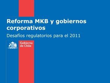 Reforma MKB y gobiernos corporativos - Deloitte Chile