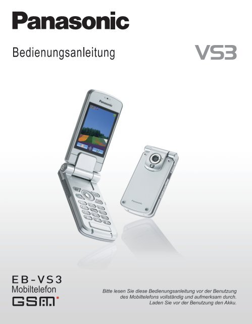 VS3 OI - Panasonic