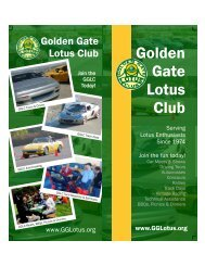 Join via Mail - Golden Gate Lotus Club